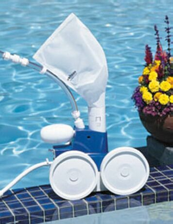 Polaris piscine robot