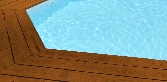 Liner piscine 75 100 bleu clair pour piscine ronde for Piscine acier liner 75 100