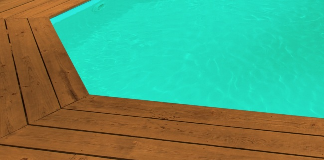Piscineo fabrication de liner sur mesure 75 100 vert for Fabricant de liner piscine sur mesure