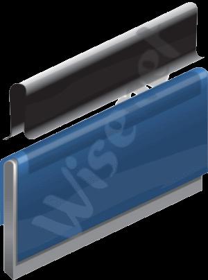 Votre liner piscine standard ou sur mesure en 50 10 ou en for Piscine hors sol acier liner 75 100