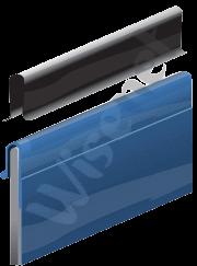 Liner bleu fonc piscine enterr e ronde liner piscine for Liner pour piscine sur mesure