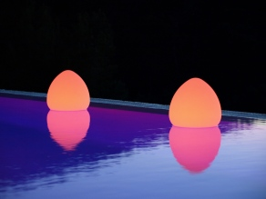 luminaire seed chill lite sur piscineo prix canon. Black Bedroom Furniture Sets. Home Design Ideas