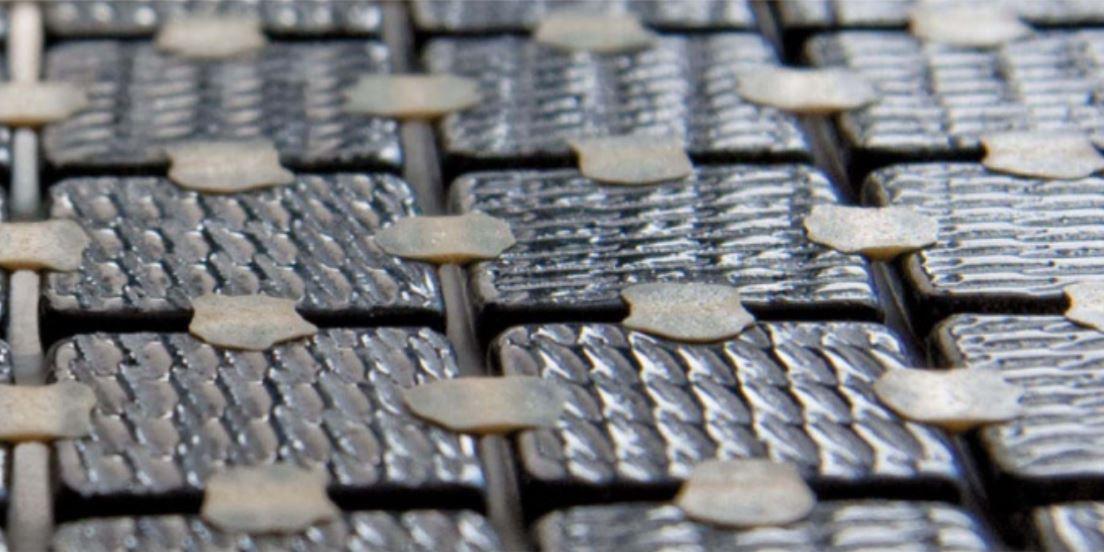 Système joinpoint Ezarri pour les plaques de mosaïque