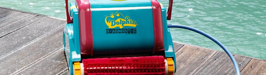 Robot piscine dolphin 2001 diagnostic moins cher sur for Robot piscine dolphin