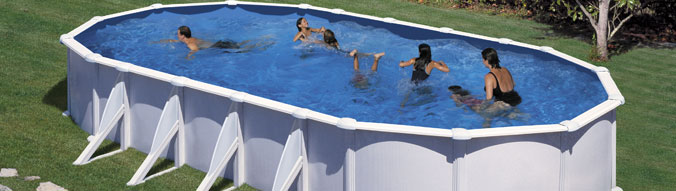 Piscine hors sol acier gre start top x x for Liner piscine hors sol 9 15 x4 60