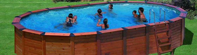 piscine hors sol gre nature pool pas cher sur. Black Bedroom Furniture Sets. Home Design Ideas