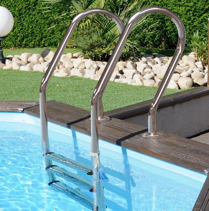 Piscine bois sunbay mod le carra x prix for Liner pour piscine bois