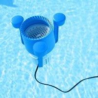 Piscine bois waterclip sibuyan for Skimmer pour piscine hors sol bois