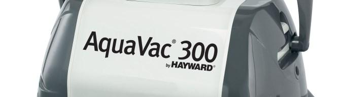 Bannière Robot Hayward Aquavac 300